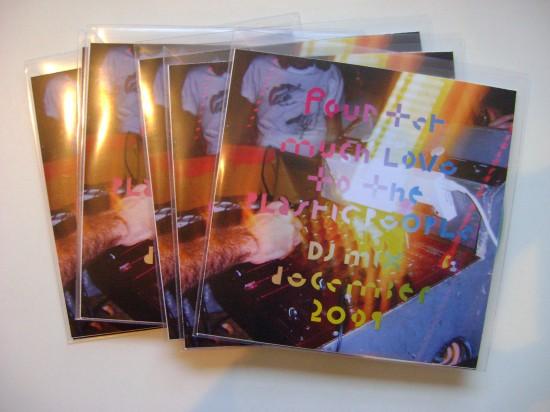 PP mix cds
